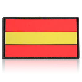 3D Rubber Patch Flagge Spanien