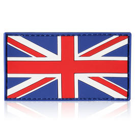 3D Rubber Patch Flagge UK England