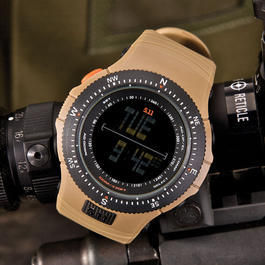 5.11 Tactical Digital Uhr Field Ops Watch coyote brown