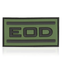 3D Rubber Patch EOD forest