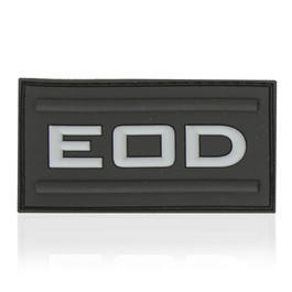 3D Rubber Patch EOD SWAT