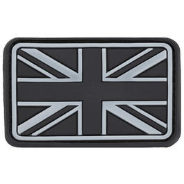 3D Rubber Patch United Kingdom swat