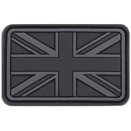 3D Rubber Patch United Kingdom black ops