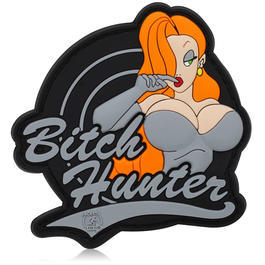 3D Rubber Patch Bitch Hunter swat