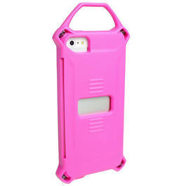 Strike Industries iPhone 5 / 5S Battle Case Shox Schutzh�lle pink