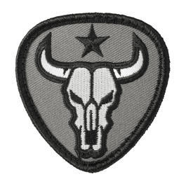 Mil-Spec Monkey Patch Bull Skull SWAT