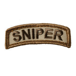 Mil-Spec Monkey Patch Sniper Tab desert
