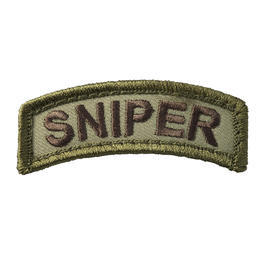 Mil-Spec Monkey Patch Sniper Tab multicam