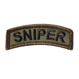 Mil-Spec Monkey Patch Sniper Tab forest