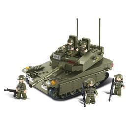 Panzermodell - SlubanPanzerkampfwagen M38-B0305,344 Bauteile