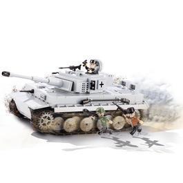 Panzermodell - Cobi Bausatz Panzer VI Tiger Ausf. E 503 Teile