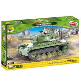 Panzermodell - Cobi Bausatz Panzer M24 Chaffee 351 Teile