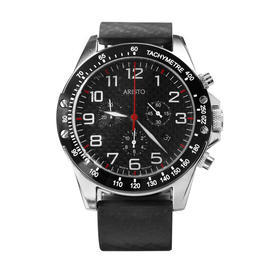 Aristo Carbon Chrono Trophy Uhr