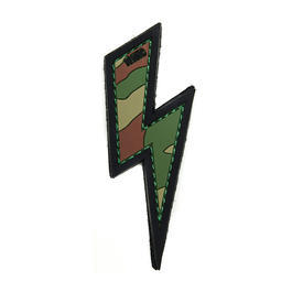 101 INC. 3D Rubber Patch Blitz woodland