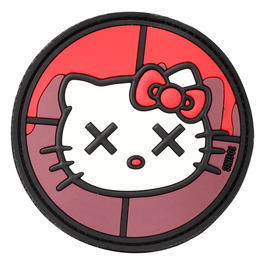 101 INC. 3D Rubber Patch Hello Kitty