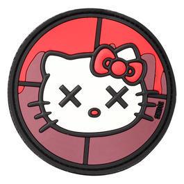 Outdoor Rucksäcke - 101 INC. 3D Rubber Patch Hello Kitty