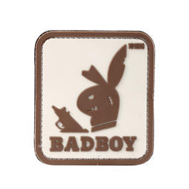 101 INC. 3D Rubber Patch Badboy sand