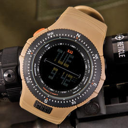 5.11 Tactical Digital Uhr Field Ops Watch coyote