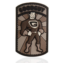 Mil-Spec Monkey 3D Rubber Patch Good Guy swat