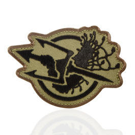 Mil-Spec Monkey Patch Costa Ludus Trident forest