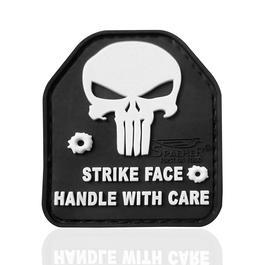 JTG 3D Rubber Patch Sapi Plate Punisher swat