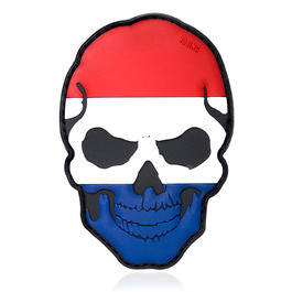 101 INC. 3D Rubber Patch Skull Niederlande