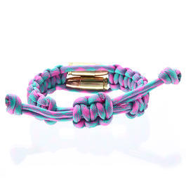 Real Bullet Armband Bullet Twins Paracord crazy digicam