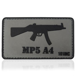 101 INC. 3D Rubber Patch MP5 A4