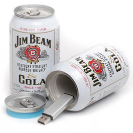Dosensafe Jim Beam Cola