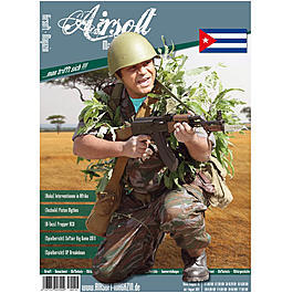 Airsoft-Magazin Juli / August 2011