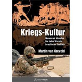 Buch Kriegs-Kultur - Warum wir kämpfen