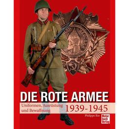 Militär Uniform - Buch Die Rote Armee