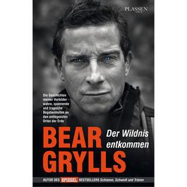 Survival - Buch Bear Grylls Der Wildnis entkommen