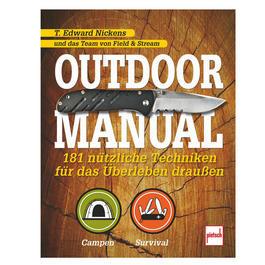 Survival - Buch Outdoor Manual 181 praktische Tipps