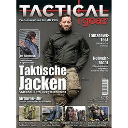 Tactical Gear Magazin Ausgabe 02/2015