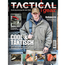 Tactical Gear Magazin Ausgabe 03/2015
