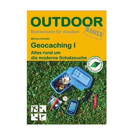 Buch Outdoor Basiswissen Geocaching I