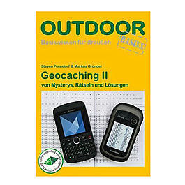 Buch Outdoor Basiswissen Geocaching II