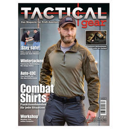 Tactical Gear Magazin Ausgabe 01/2016
