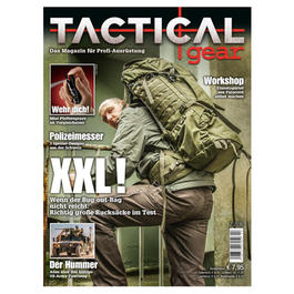 Tactical Gear Magazin Ausgabe 02/2016