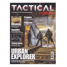 Tactical Gear Magazin Ausgabe 03/2016