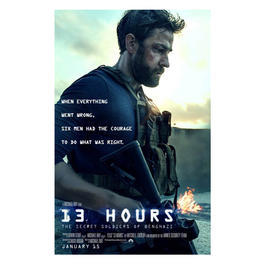 Buch 13 Hours - The Secret Soldiers of Benghazi