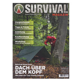 Kopflampe - Survival Magazin Ausgabe 03/2016