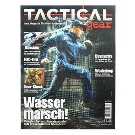 Tactical Gear Magazin Ausgabe 04/2016