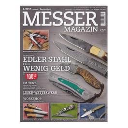 Gerber Messer - Zeitschrift Messer Magazin 04/2017