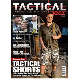 Tactical Gear Magazin Ausgabe 03/2019
