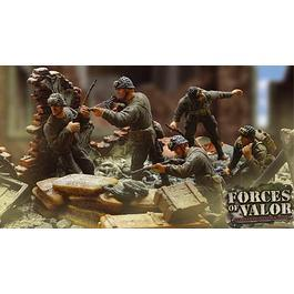 US Army 82nd Airborne Regiment 1944 Forces of Valor