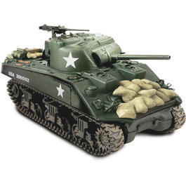 Forces Of Valor Sherman M4A3 RC Panzer 1:24 Infrarot Gefechtssimulation