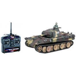 Panzermodell - RC Panzer Panther Ausf. G Airbrush Edition 1:16 schussfähig