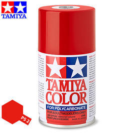Tamiya PS-2 rot Lexan Spraydose 100ml